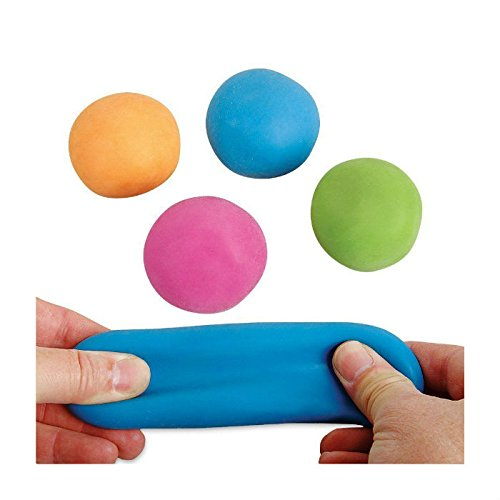 Stretch, Bounce Colorful Ball Fidget Toy therapy Autism occupational sensory Popular Items