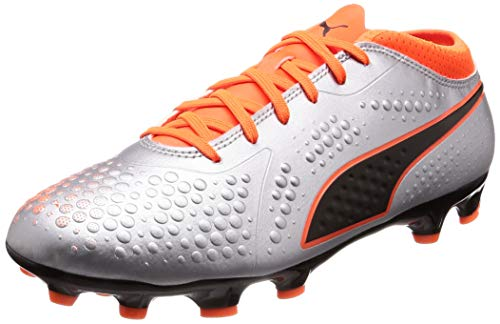 PUMA ONE 4 Synthetic HG Men's Soccer Cleats Hard...
