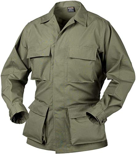 Helikon-Tex BDU Shirt - Cotton Ripstop - Olive Green
