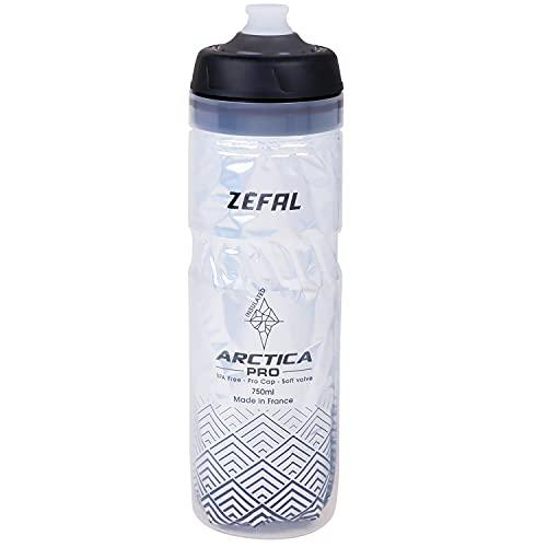 Zefal Arctica Pro 75 - Bottiglia isolata, unisex, 750 ml, colore: Nero