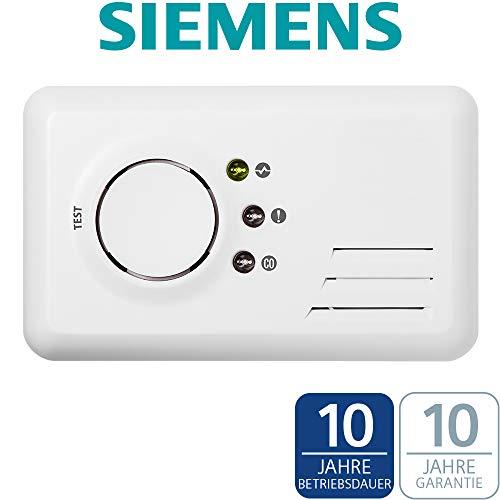 SIEMENS - 5TC12601 Kohlenmonoxidmelder Delta Reflex - 10 Jahre Garantie