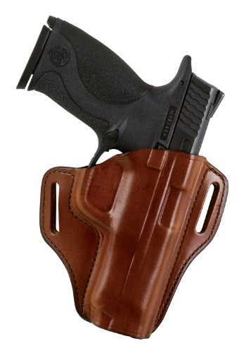 Bianchi Model 57 Remedy Holster Fits S&W 36, 640 And Similar 2 Inch J Frame Models(Tan, Right Hand)