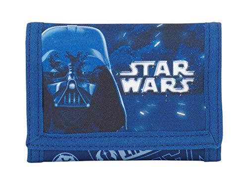 Safta Cartera Billetera Oficial Star Wars 'Neon' 125x95mm