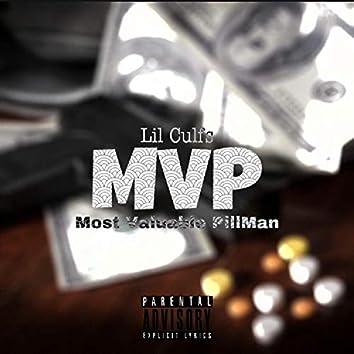 MVP (Most Valuable PillMan)