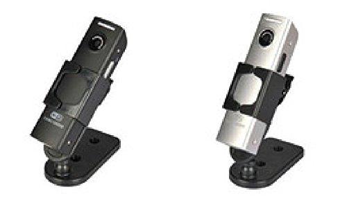 agente007–Mini Camara espia Wi-Fi P2P IP portatile HD 480P sportiva, bianco, GS-WI-C100-BLANCA