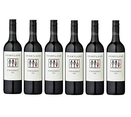 Heartland Stickleback Red 8220 Rotwein australischer Rot Wein Australien 6 x 750ml