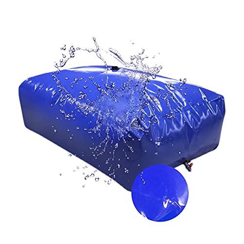 YAYADU-Storage Basket Contenedor de Agua Plegable, Software De Gran Capacidad Vejiga De Agua Conveniente Contenedor De Almacenamiento De Agua, para Lavado De Autos Agua De Emergencia, Personalizable