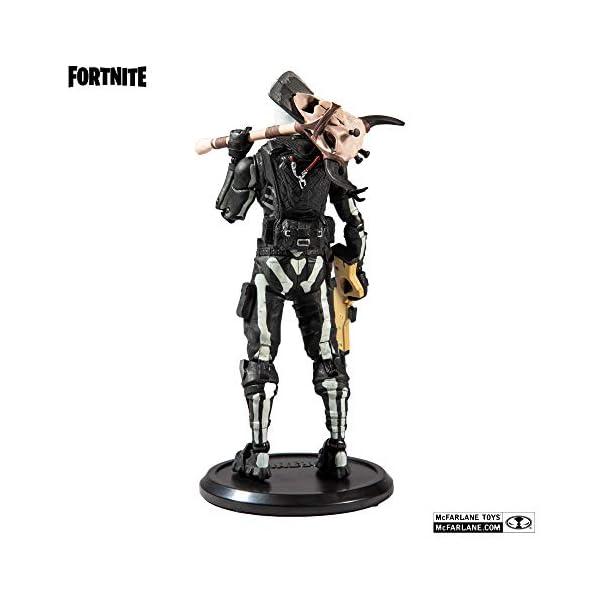 Fortnite - Figura articulada Skull Trooper 18cm 2
