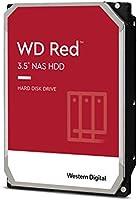 "WD Red 6 TB 3.5"" NAS Hard Disk Interni - 5400 RPM - WD60EFAX"