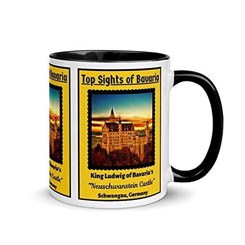 N\A Nueva Copa Premium Top Sighs of Bavaria Neuschwanstein Castle KingLudwig