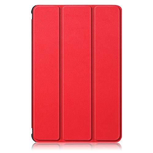 XYAL0002001 Xingyue Aile Covers y Fundas para Samsung Tab S7 11 '' 2020, Funda magnética de Cuero PU Flip Stain Tablet Folio Funda para Samsung Galaxy Tab S7 S 7 T870 T875 (Color : Gris)