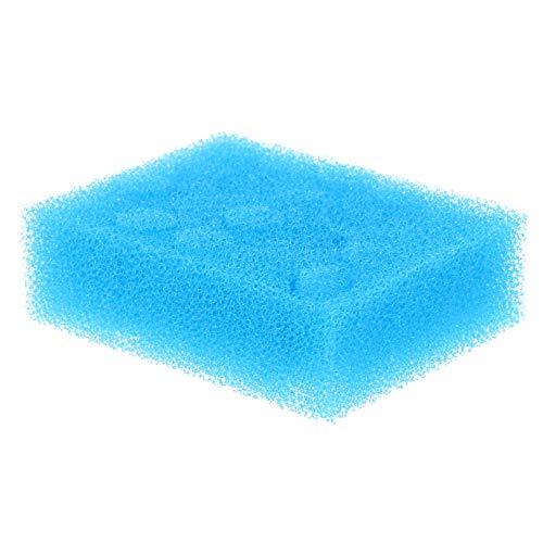 HEALLILY 20 Pièces/Ensemble Aspirateur Nasal Hygiène Filtres Filtres de Remplacement pour Aspirateur Nasal (Bleu)