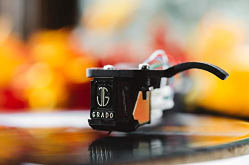 GRADO Prestige Black3 Phono Cartridge w/Stylus - Standard Mount