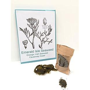 Emerald Isle Seaweed Organic Flakes Granules Herbs, Dulse, Sweat kelp, Kombu, Sea Spaghetti, Wakame, Bladder wrack, Salt replacement, Flavour Enhancer