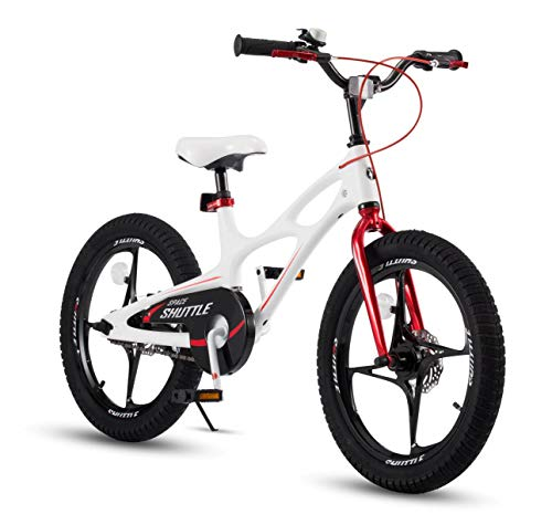 Space Shuttle White 18 inch Magnesium Kid's Bicycle