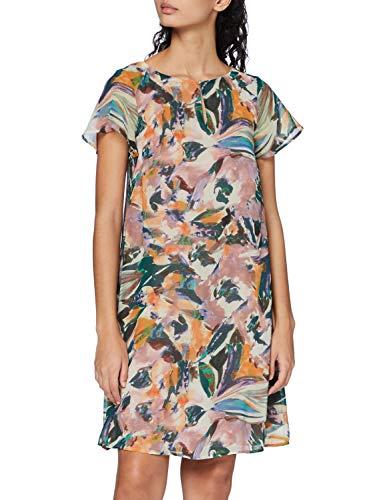 More & More Damen Kleid, Mehrfarbig, 44