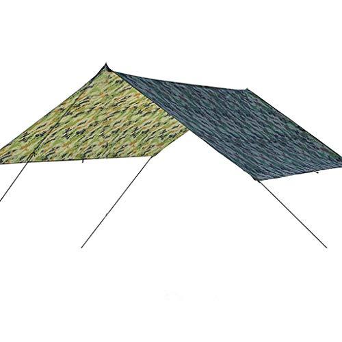 Rekkles Extérieur Grand Plancher étanche Canopy Pare-Soleil Tente imperméable Plage Camping Tapis de Sol résistant à l'humidité Pad