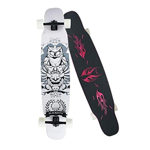 Great Features Of WWZL Adult Beginners Four-Wheel Skateboarding Travel Dance Board 117.524.512cm (Co...