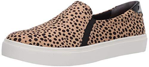 Dr. Scholl's Women's Nova Slip-Ons Loafer, Tan Black