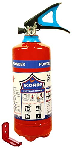 Eco Fire ABC Powder Type Fire Extinguisher 2KG