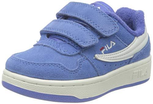 FILA Jungen Unisex Kinder Arcade S infants Sneaker, Baja Blue, 23 EU