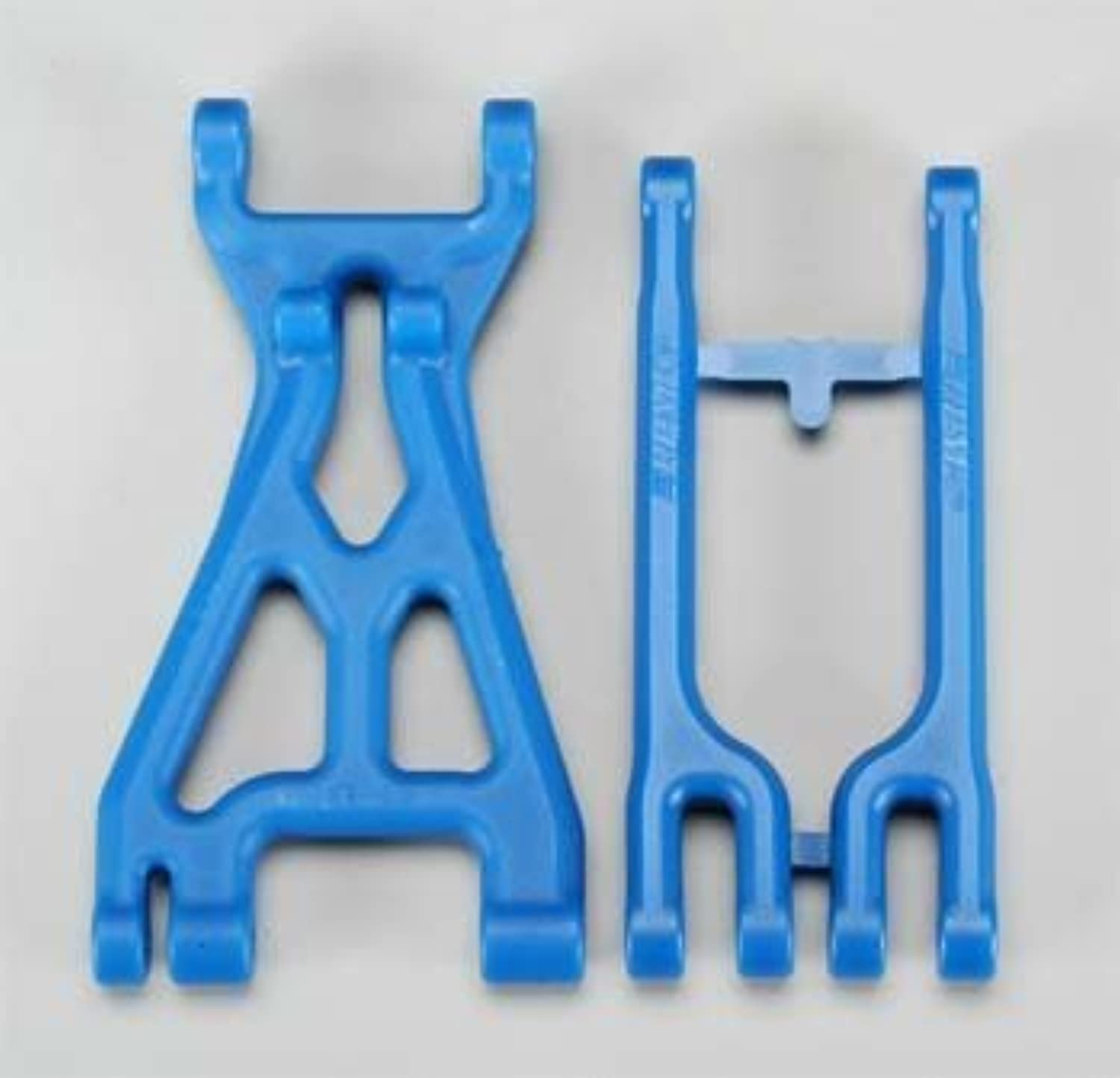RPM Right Front or Left Rear Savage, X, XL and Flux Aarms, blueee by HRP Distribution