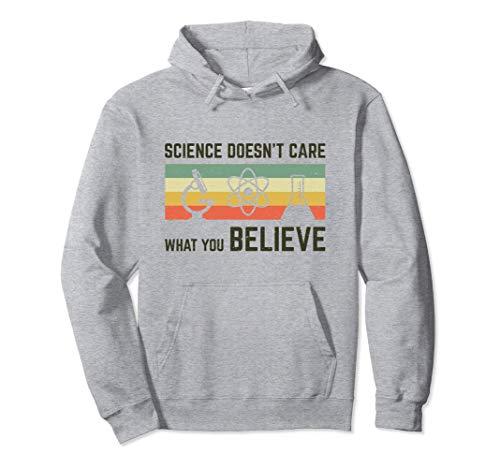 Física de regalo para el profesor de ciencias Sudadera con Capucha