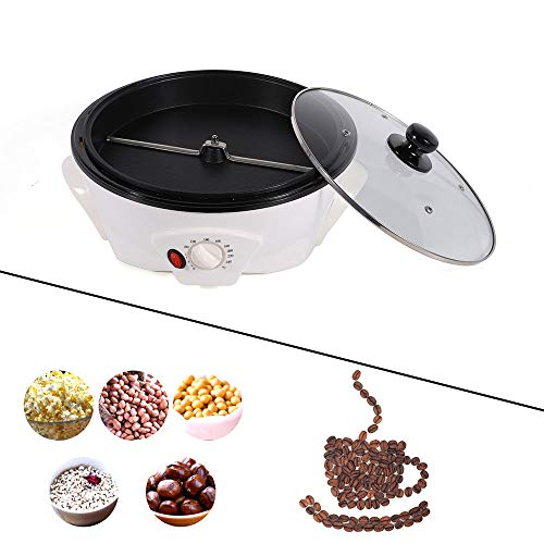 1200 W Coffee Bean Roaster - Tostatrice per Caffè Verde - Controllo elettronico della temperatura per creare le tue miscele esclusive