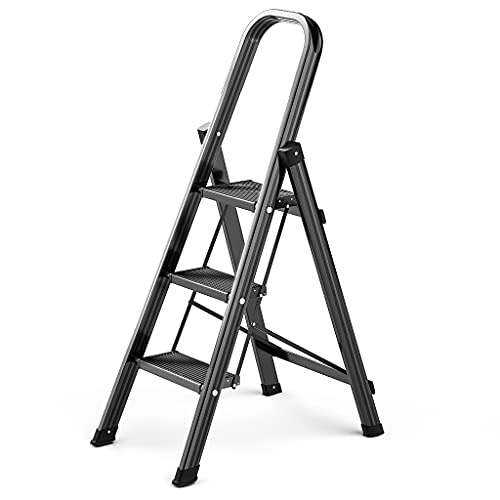 3 Step Ladder Folding Step Stool Only $55.99 (Retail $79.99)