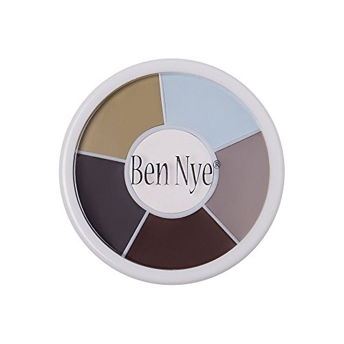 :Ben Nye Monster Wheel - Theatrical Makeup 1 Ounce