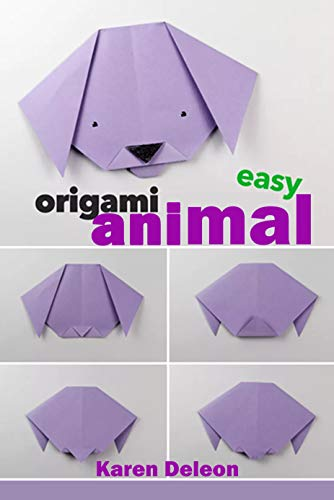 how to make easy craft/easy origami dog/origami cat - YouTube | 500x334