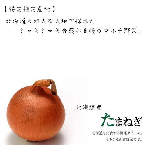 北の大地の恵み 北海道産 玉ねぎ 業務むき 20kg箱