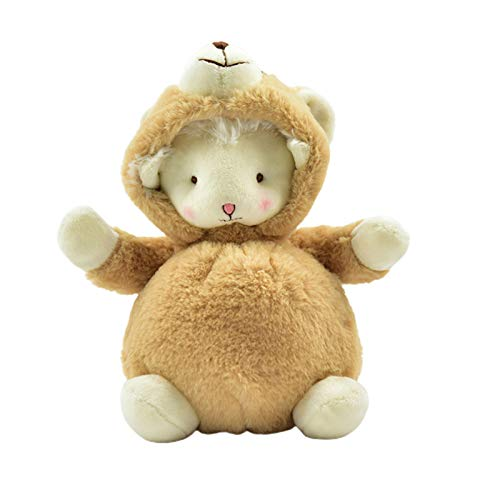 GRASARY Muñeca de juguete con diseño de dibujos animados, ideal como regalo de cumpleaños para niños