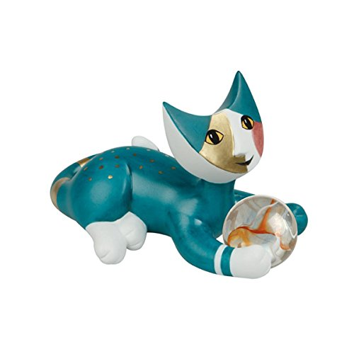 Goebel Porzellan-Katze Rosina Wachtmeister Cino, 31212111