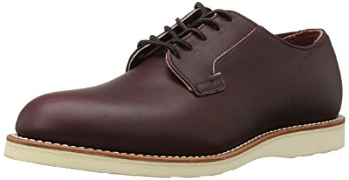 Red Wing Shoes Red Wing Postman Shoes - Merlot Mesa