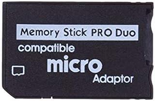 Adaptador Micro Sd Memory Stick Ms Pro Duo - Psp Câmera Sony