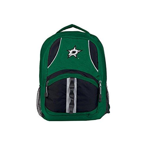 NHL Dallas Stars 'Captain' Backpack, 18.5' x 13' x 8'