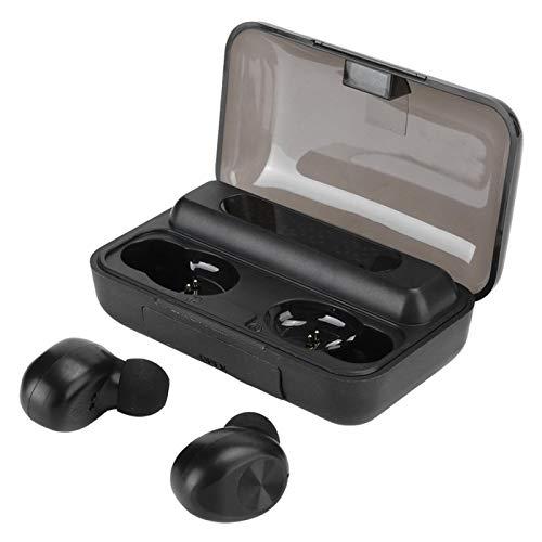 FOLOSAFENAR Auriculares internos inalámbricos Auriculares portátiles con reducción de Ruido Cvc8.0 Bluetooth 5.0, para Escuchar