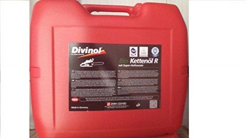 Divinol Bio Kettenöl R Motorsägenöl mit super Haftzusatz 20 Liter 21820