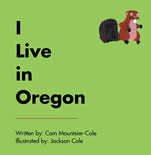 I Live in Oregon (English Edition)