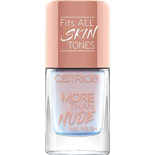 Catrice More Than Nude Nail Polish 03 Luminescent Lavender - 1er Pack