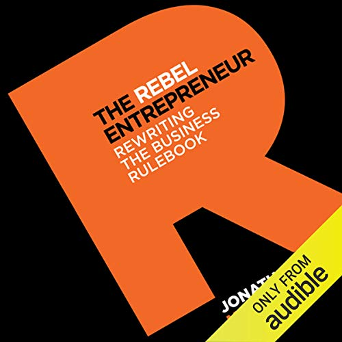 The Rebel Entrepreneur cover art