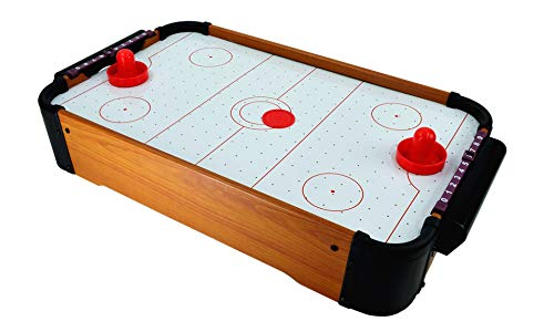 Why Choose C&H Solutions Portable Mini Air Hockey Table Classic Game