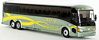 Iconic Replicas MCI D4505 Diecast Bus DeCamp 1:87 Scale HO Scale