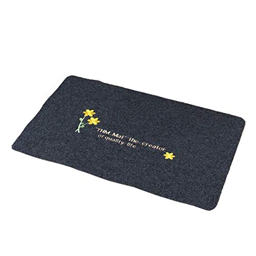 Purchase CarPet Kitchen Door mat Non-Slip Home Bedroom Bathroom Floor mat