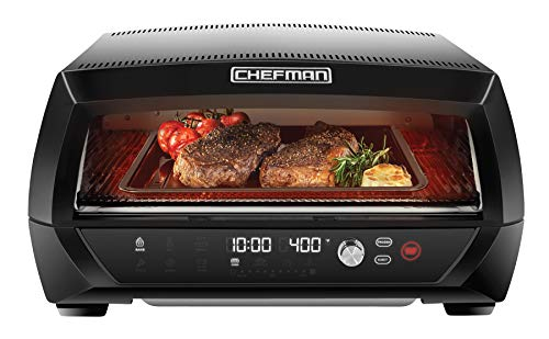 Chefman Food Mover Toaster Oven for artisan bread