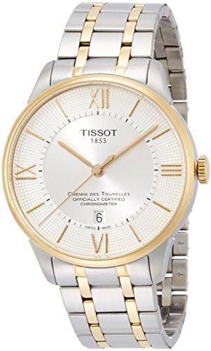 Tissot CHEMIN DES TOURELLES POWERMATIC 80 COSC T099.408.22.038.00 Reloj Automático para hombres