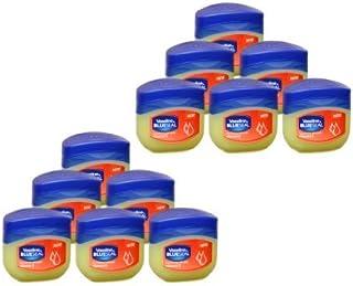 Vaseline BlueSeal Nourishing Skin Jelly 1.7oz (50ml) Jar with Vitamin E (Pack of 12)