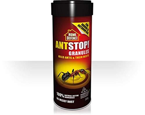 Home Defence Ant Stop! Ant & Ant Nest Killer Granules 300g