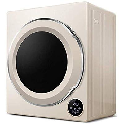 6Kg Vented Tumble Dryer 1300W Pasteurization,Stainless Steel Inner Barrel,Quiet,Dual Intelligent Temperature Sensing,PTC Heating